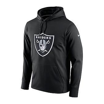 Nike Nfl Oakland Raiders Circuit Logo Essential Performance Hood