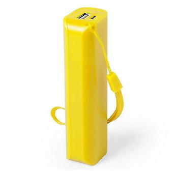 3 Pack, Power Bank 1200mAh Jaune