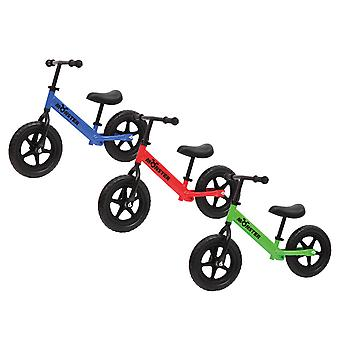 Charles Bentley Kids Monster Balance Bike con sedile regolabile soft Rubber Handle 3-5 anni