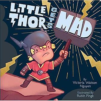 Little Thor blir arg [bräd bok]