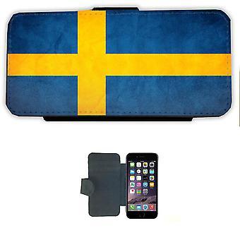 Verenigd Koninkrijk vlag iPhone 6/6s Wallet Case Pouch portemonnee shell