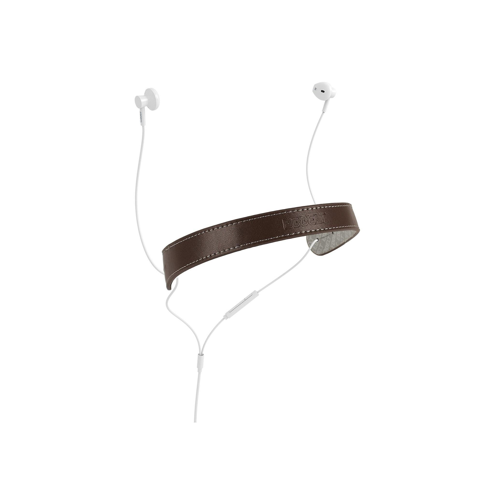 Ebbelt Class Brown Headphones