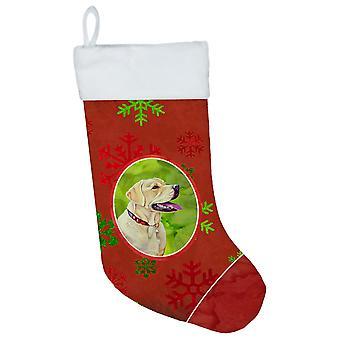 لابرادور الأحمر والأخضر الثلج عطلة عيد الميلاد عيد الميلاد تخزين LH9338