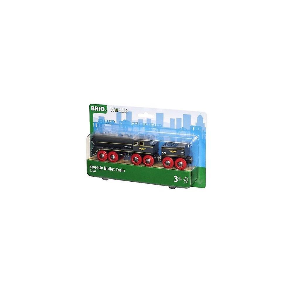 Brio 33697 Brio Speedy Bullet Train