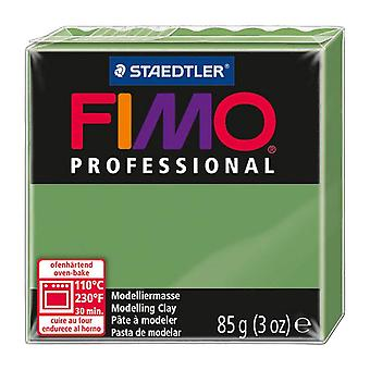 Fimo Professional Modelling Clay, Chlorophylle, 85 g