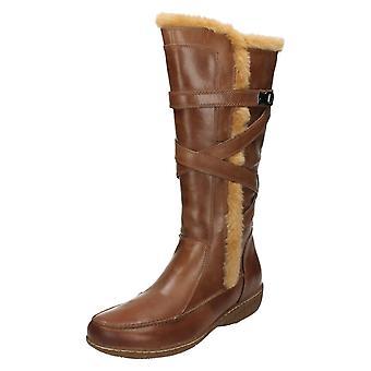Foderato di pelliccia delle signore Hush Puppies Tundra 16 Boot