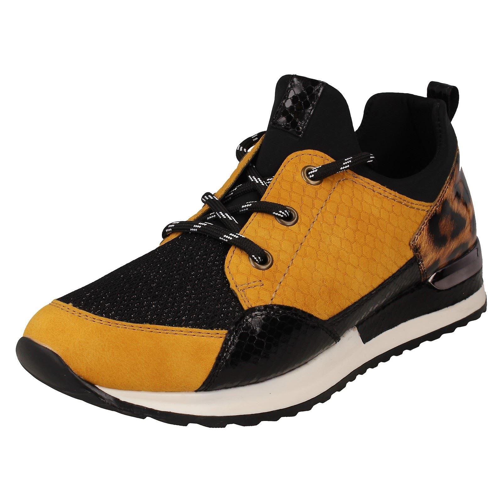 Ladies Remonte Casual Trainers R2503 F8yU7