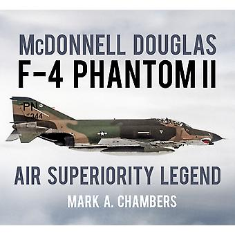 McDonnell Douglas F4 Phantom II by Mark Chambers