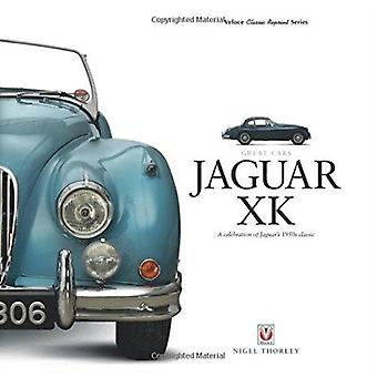 Jaguar XK by Nigel Thorley