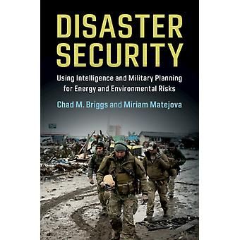 Disaster Security by Chad M Briggs