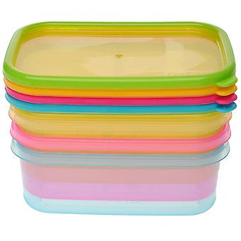 Clip Fresh Unisex 1.2L Tupperware 4pk Clip Fresh Unisex 1.2L Tupperware 4pk