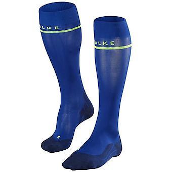 Falke energigivende kule kne høye sokker-atletisk blå