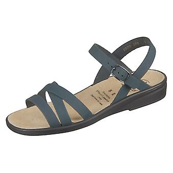 Ganter Sonnica 20 28123000 Ocean Sportnubuk 2028123000 universal summer women shoes