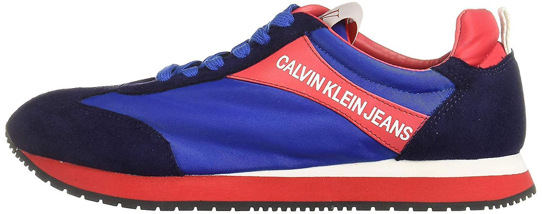 CK Jeans Men-apos;s Jerrold Sneaker - Remise particulière