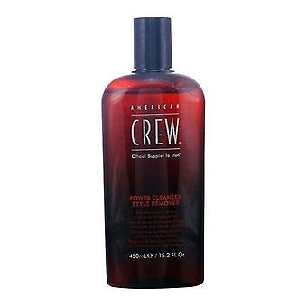 Power Cleanser Style Remover American Crew Shampoo