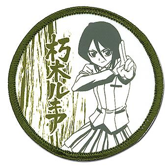 Patch - Bleach - New Rukia Dull Iron-On Toys Gifts Anime Licensed ge7205