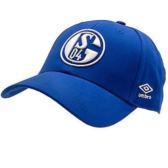 FC Schalke Adults Unisex Umbro Cap