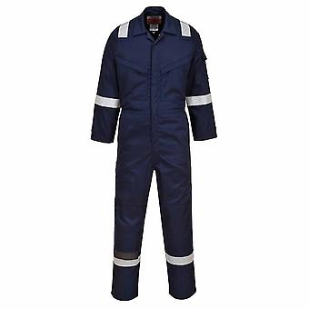 Portwest - Insect Repellent Flame Resist Coverall Boilersuit