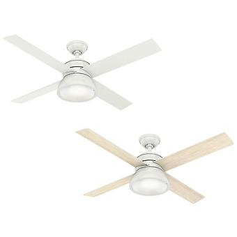 Ceiling fan Loki White with light and remote