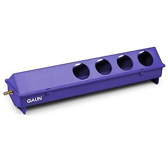 Gaun Automatischer Trinker 50 Cm. 8 violette Lücken