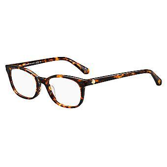 Kate Spade Luella 086 Ciemne okulary Hawany