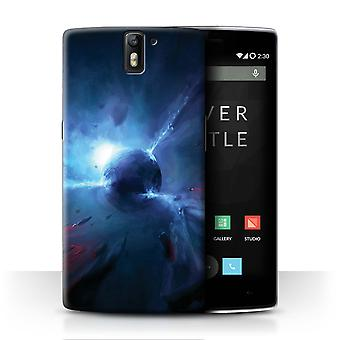 STUFF4 Case/Cover for OnePlus One/Pulsar/Neutron Star/Galactic World