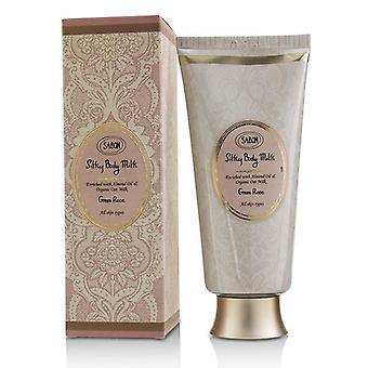 Silky Body Milk - Green Rose - 200ml/7oz