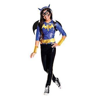 Rubie's Costume Kids Dc Superhero Girls Deluxe Batgirl Costume