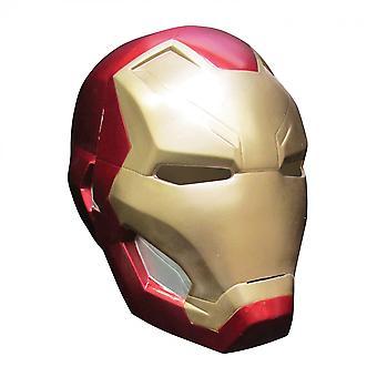 Iron Man Two Piece Costume Mask