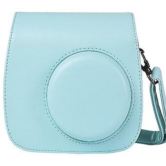 Camera bag for Fujifilm Instax Mini 9/8/8 +, Ice Blue