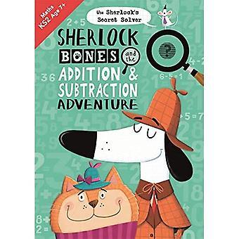 Sherlock Bones e a adição e subtração de aventura