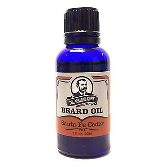 Colonel Conk's Natural Beard Oil - Santa Fe Cedar - 30ml