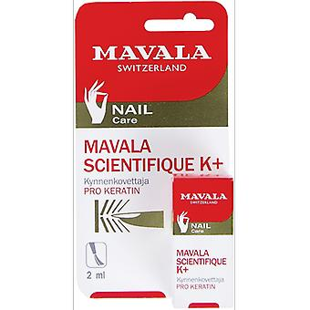 Mavala Scientific K + Nail Hardener 2 ml (Makeup , Nails , Treatments)