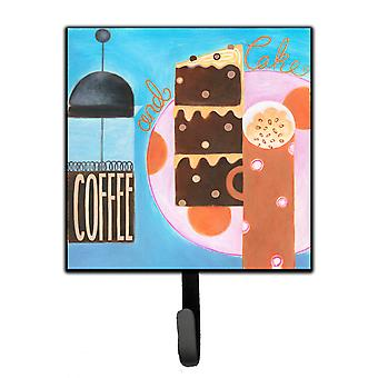 Kitchen Collection Coffee and Cake Leash or Key Holder