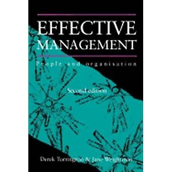 Effective Management by Torrington & Derek