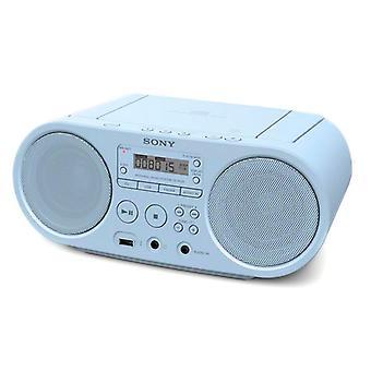 CD Radio Sony ZS-PS50 Blue
