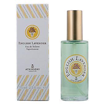 Unisex parfumy anglický levanduľa Atkinsons EDT/75 ml