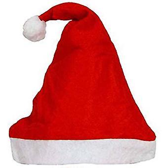 Christmas Shop Unisex Budget värde Santa hatt