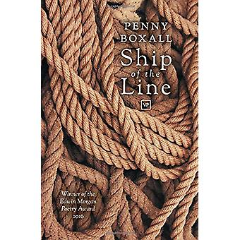 Ship of the Line by Penny Boxall - 9781912436057 Book