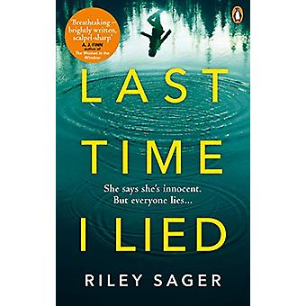 Last Time I Lied - The New York Times bestseller perfect for fans of A