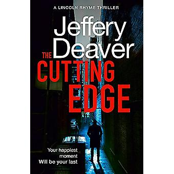 The Cutting Edge by Jeffery Deaver - 9781473618756 Book