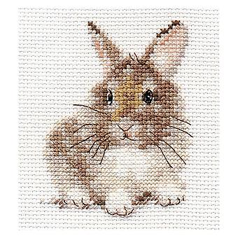 Alisa Cross Stitch Kit - Rabbit