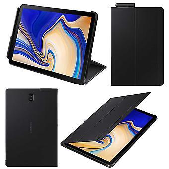 Couverture de livre de Samsung EF-BT830 Flip Etui Galaxy tab S4 10,5 pouces T835 SM de noir