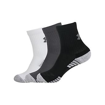 Under Armour Heatgear Tech Crew Socken 3-Pack