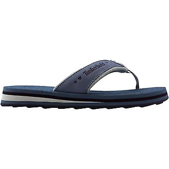 Timberland Flip Flop Blue 62975 Grade-School