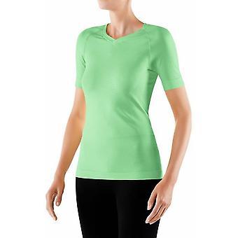 Falke Kurzarm Shirt - nach acht grün