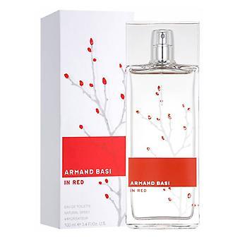 Armand Basi - In Red - Eau De Toilette - 100ML