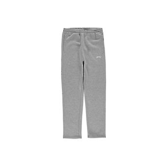 Slazenger Open Hem Fleece Pants Junior Boys
