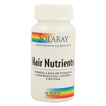 Solaray Cápsulas Nutrientes Capilares