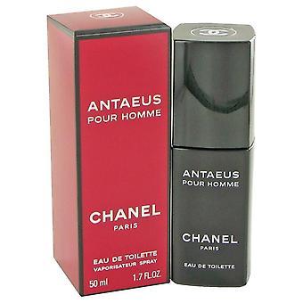 Antaeus Eau De Toilette Spray By Chanel 1.7 oz Eau De Toilette Spray
